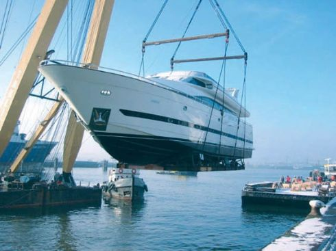 International boat Shipping Prices