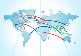 International Shipping Overseas
