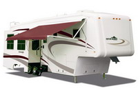 Import travel trailers from USA
