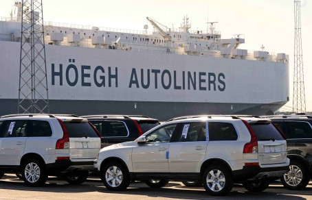 shipping automobile overseas
