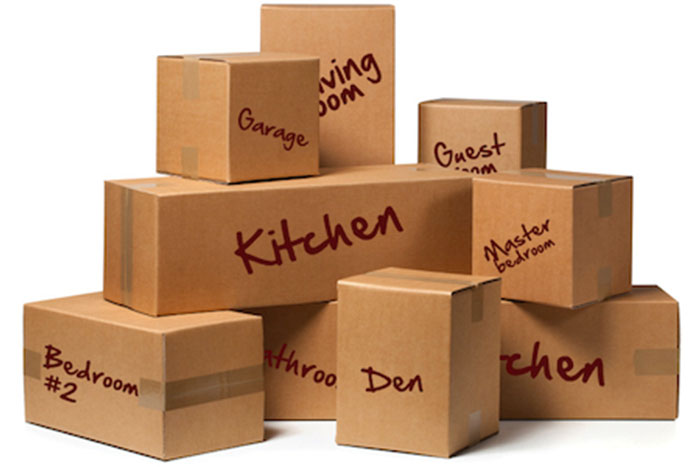 International Household Goods Shipping Moving From Usa